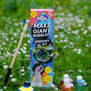 Dr Zigs Giant Bubbles Sensory Kit