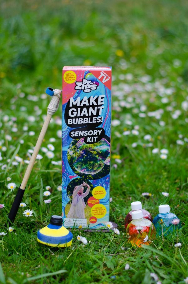 Dr Zigs Giant Bubbles Sensory Kit