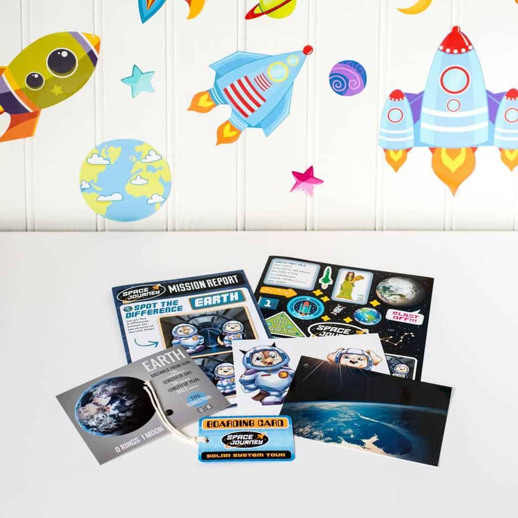 a26678db60a47 Little Astronaut Kit