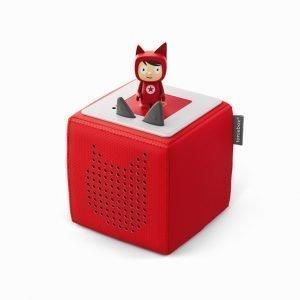 Tonies Toniebox Red Starter Set