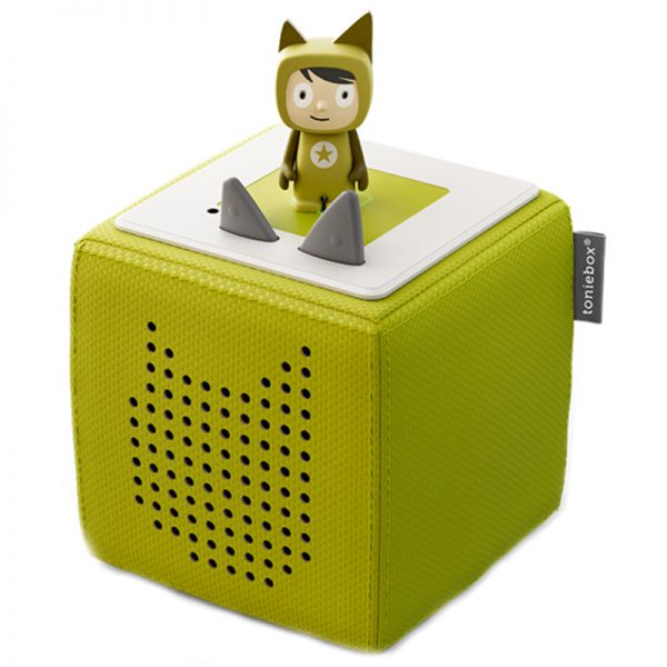 Toniebox green