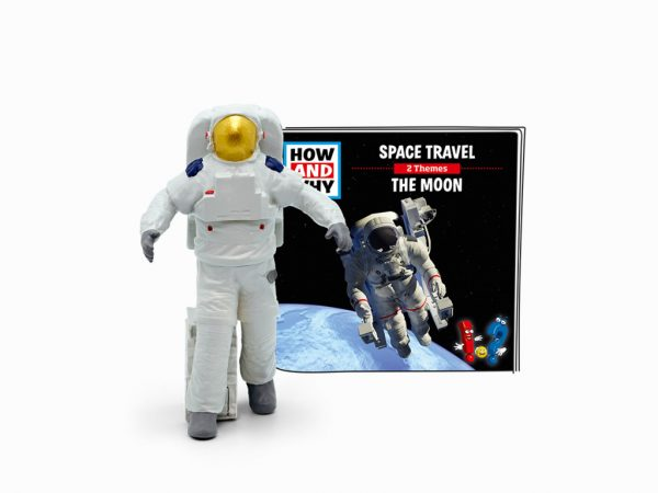 Tonies Space Travel / The Moon Tonie