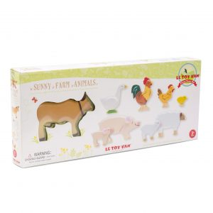 Le Toy Van Sunny Farm Animals