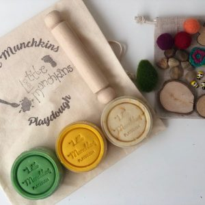 little munchkins playdough