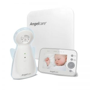 Angelcare baby monitor and sensor pad