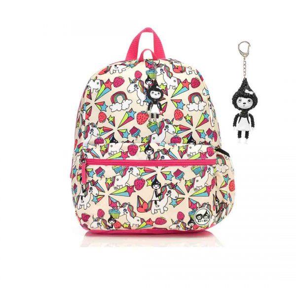 babymel backpack unicorn