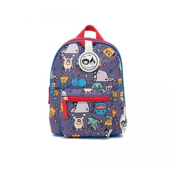 Babymel mini backpack monster
