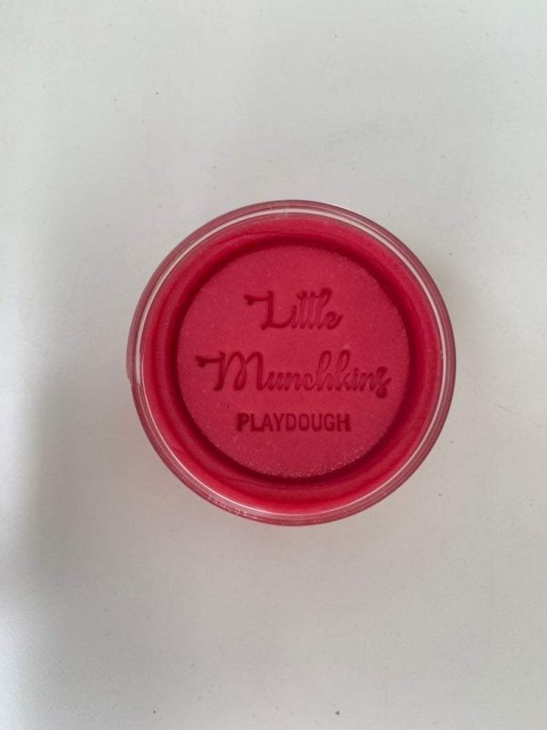 little munchkins playdough