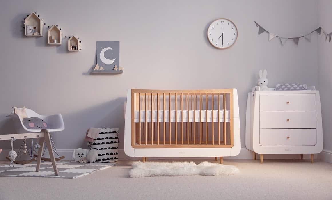 snuz pod baby nursery