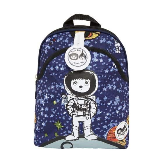 babymel zip and zoe spaceman