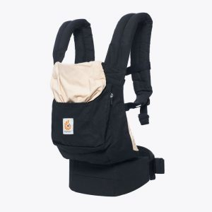 Ergobaby Original Carrier - Black & Camel