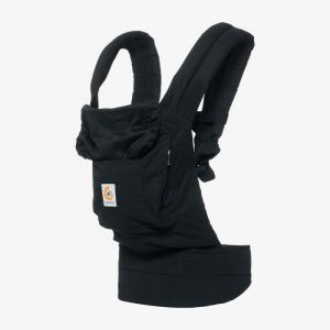 Ergobaby original carrier pure black