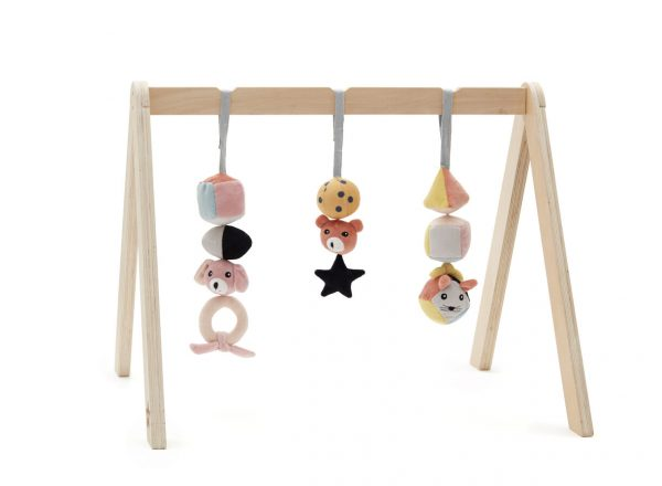kids concept baby gym soft toys