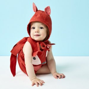baby dressing up costume