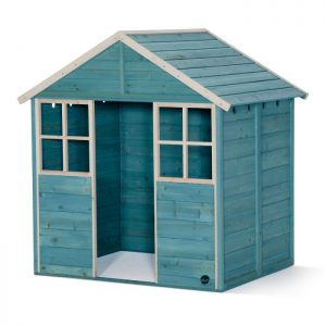 garden wooden playhouse