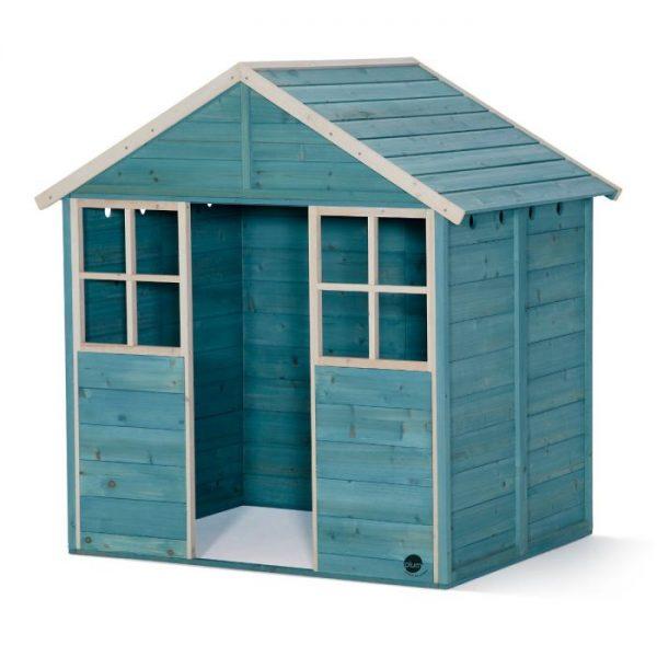 garden wooden playhouse