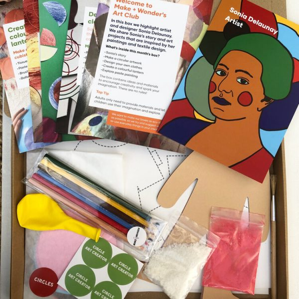 art subscription box