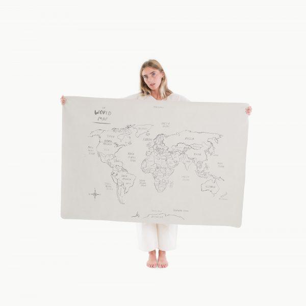 Gathre world map