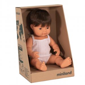 Miniland doll