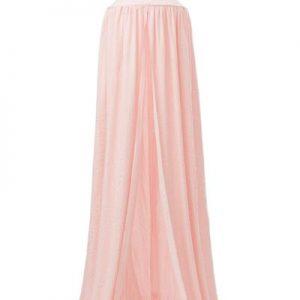 Wigiwama Canopy - Pink with gold spots