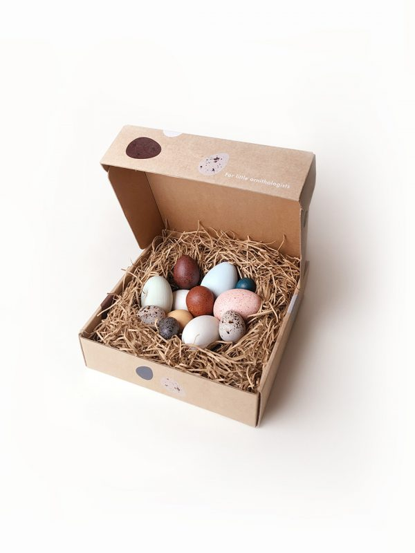 Moon Picnic Birds Eggs In A Box