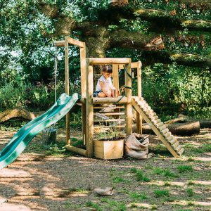 Climbing Frames and Swings
