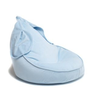 Wigiwama Bunny Beanbag - Velvet Blue