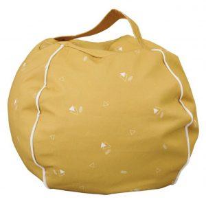 Wigiwama Bubble Beanbag - Honey Mustard