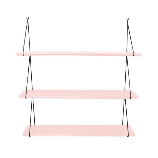 Rose In April Babou Shelf - Light Pink