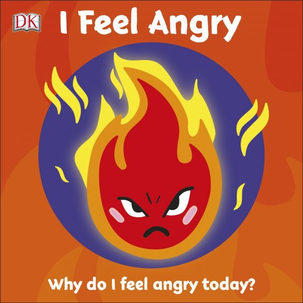 First Emotions I Feel Angry