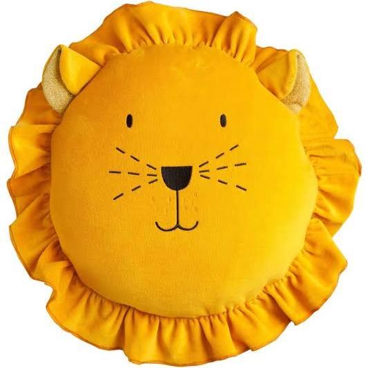 Wigiwama Lion Cushion