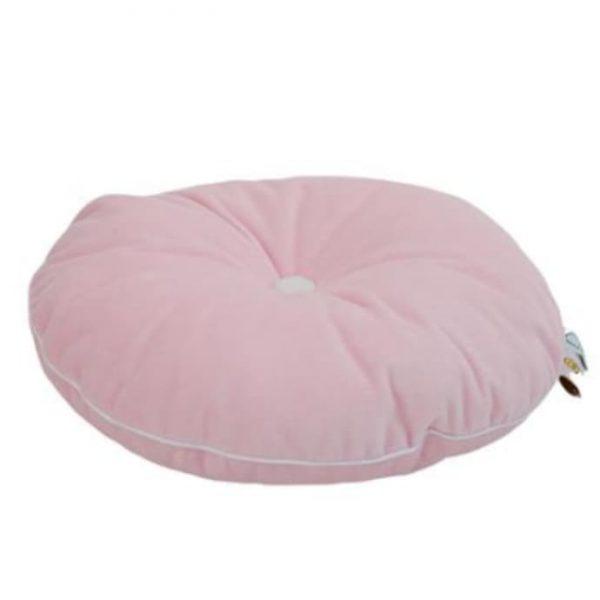 Wigiwama Button Cushion - Pink