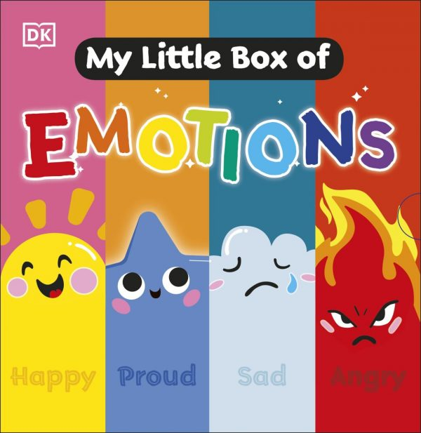 My First Emotions My Little Box Of Emotions