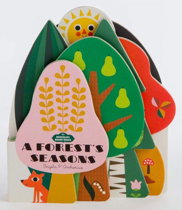 Bookscape' s Board Books - A Forest's Seasons