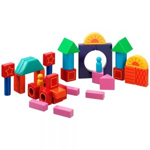 Lanka Kane Building Blocks - Colourful