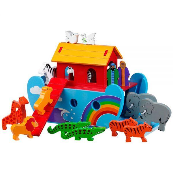 Lanka Kade Small Rainbow Noah's Ark