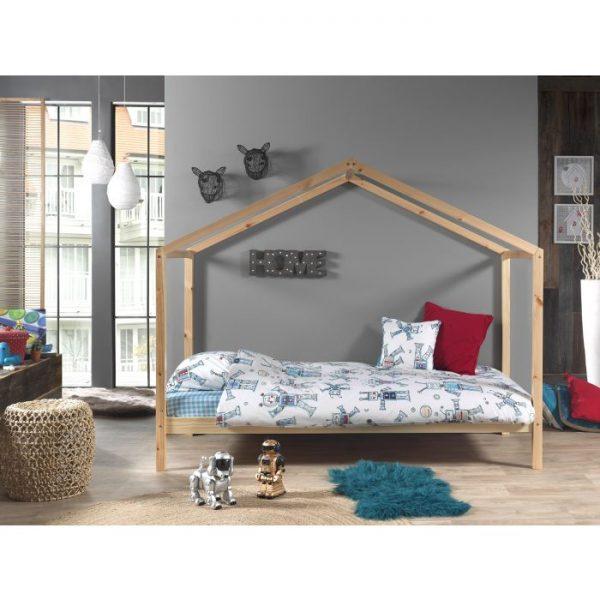 Vipack Dallas Bed