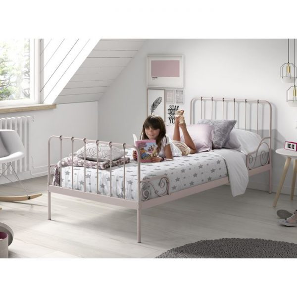 Vipack Alice Bed - Pink