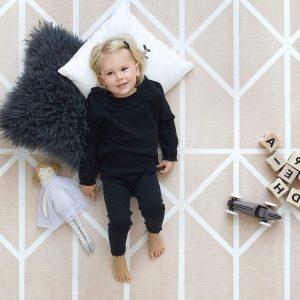 Toddlekind Prettier Play Mat - Nordic Clay