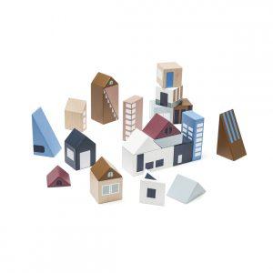 Kid's Concept Wooden Blocks - Aiden