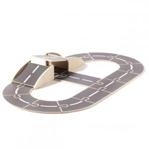 Kid's Concept Wooden Car Track - Aiden