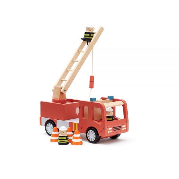 Kid's Concept Fire Truck - Aiden