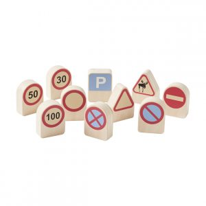 Kids Concept Traffic Signs