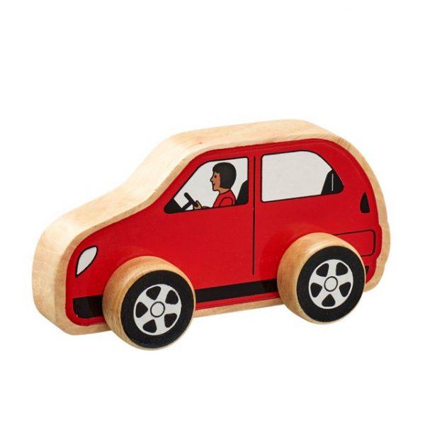 Lanka Kade red car