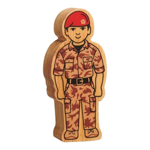 Lanka Kade army officer