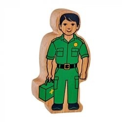 Lanka Kade paramedic