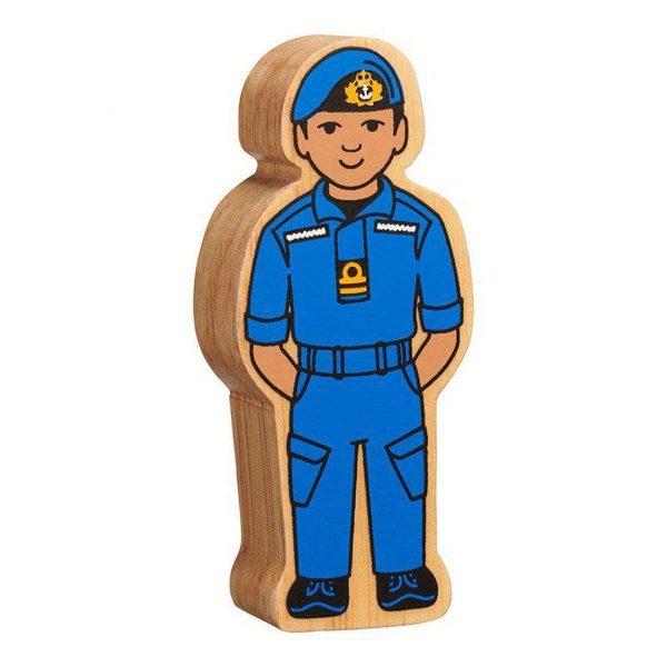Lanka Kade navy officer