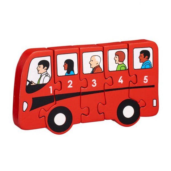 Lanka Kade bus jigsaw
