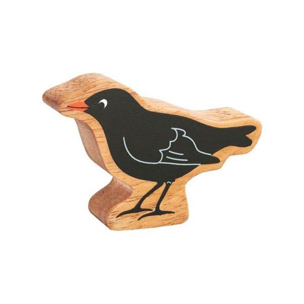 Lanka Kade natural black blackbird