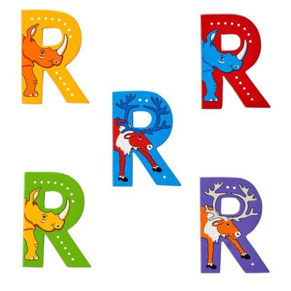 Lanka Kade letter r